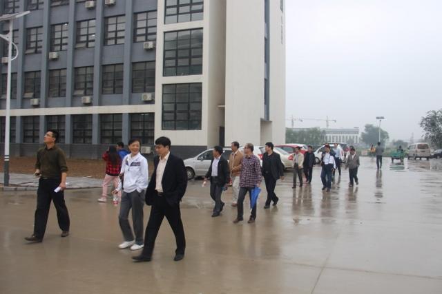 齐鲁工业大学齐鲁工业大学菏泽校区喜迎首届新生